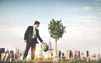 Did you know that environmentally friendly work / sustainability will become normality?